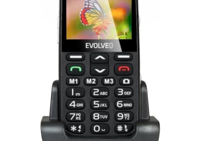 mobilní telefon pro seniory