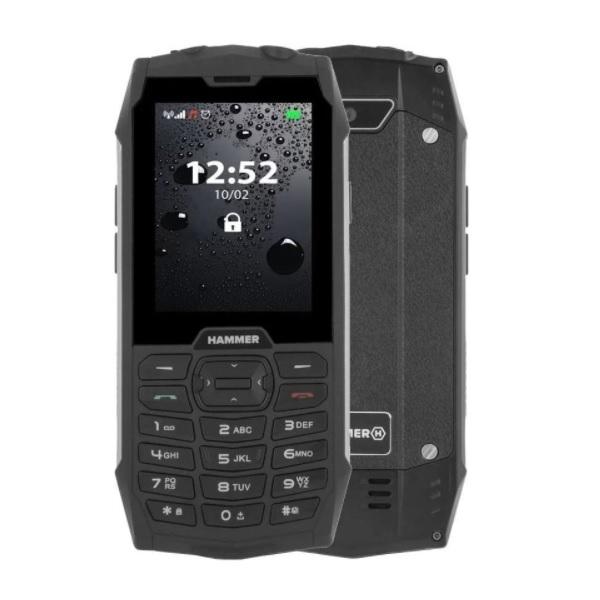 myPhone Hammer 4 recenze a test